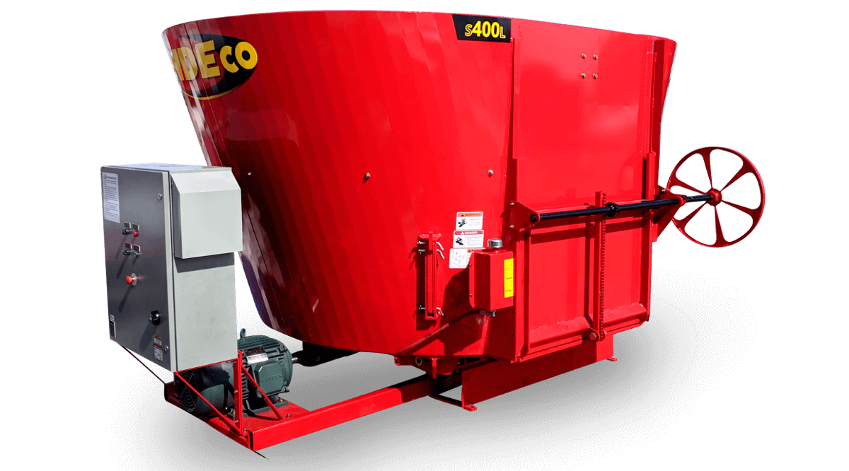 S Series | Single Auger | NDEco
